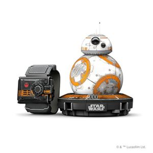 Sphero-Star-Wars-BB-8-App-Controlled-Robot-with-Star-Wars-Force-Band-0