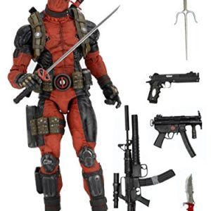 NECA-Marvel-Classics-Deadpool-14-Scale-Action-Figure-0