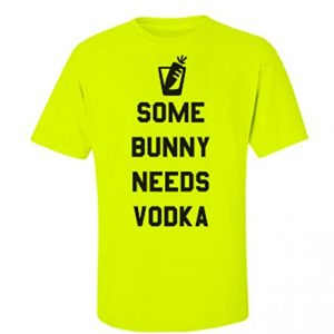 Anti-Easter-Need-A-Drink-Orange-Unisex-Gildan-Cotton-Safety-Neon-T-Shirt-0
