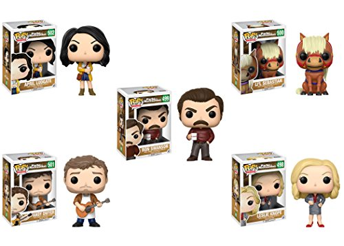 Pop Television Parks And Recreation Ron Swanson